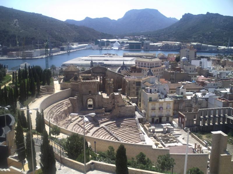 Teatro-romano-de-Cartagena